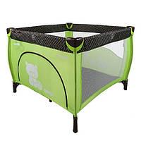 Детский манеж CARRELLO Grande CRL-7401 New green