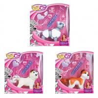 Собачка Pet Club с набором доктора-ветеринара, 3 вида, CL2024ACD