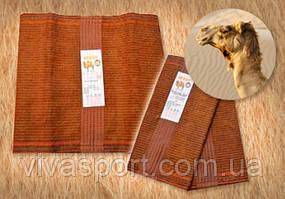 Лечебный пояс из верблюжьей шерсти, согревающий пояс для поясницы