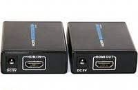 LKV372. Удлинитель HDMI сигнала по витой паре до 50м