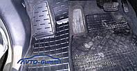 Коврики в салон для Ford TOURNEO Custom (2015-) (третий ряд) Avto-gumm