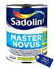 Краска по дереву и металлу Sadolin Master Novus (15 полуматовая) 1л