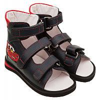 Босоножки Ortofoot О-121 лечебные (14,5-22,5 см), детская ортопедическая обувь