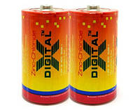 Батарейка X-DIGITAL R20 SHR 2