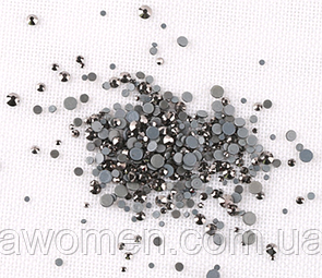 Кристаллы хамелеон 300 штук № 4 (размер от SS5 до SS30)