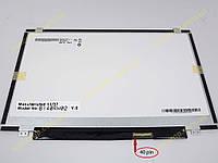 "Экран, дисплей 14.0"" AUO B140RW02 V.0 LED SLIM ( Ушки сверху снизу, Глянцевая,  1600*900, 40pin справа внизу ). Экран для ноутбука с диагональю 14"""