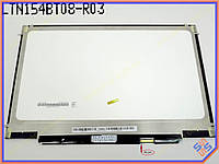 """Экран, дисплей 15.4"""" LG LP154WE3-TLA1 (1440*900, 40Pin справа, LED Slim (ушки сверху и по бокам), Матовая). Матрица для ноутбуков APPLE MacBook PRO"""