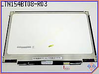 """Экран, дисплей 15.4"""" Samsung LTN154MT07-G01 (1440*900, 40Pin справа, LED Slim (ушки сверху и по бокам), Матовая). Матрица для ноутбуков APPLE MacBook"""