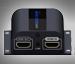 LKV372PRO. Удлинитель HDMI и ИК сигналов по витой паре до 50м со сквозным каналом HDMI