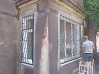 Изготовим металлические решетки под заказ