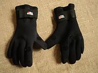 Перчатки зимние неопреновые р S ( НОВОЕ )