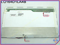 "Экран, дисплей 16.4"" Toshiba Sattelite P30( LQ164D1LD4AC 2CCFL) характеристики: ( Глянцевая, 1600*900, 30Pin справа). Матрица для ноутбуков SONY."