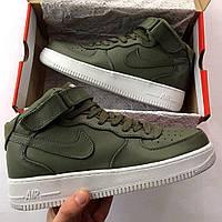 Мужские демисезонные кроссовки Nike Air Force High / высокие (41, 42, 43, 44 размеры)