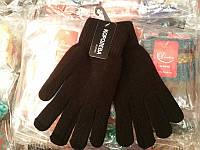 Женские перчатки шерстяные