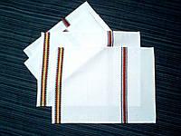 Набір 6 серветки з українським орнаментом 45*33см