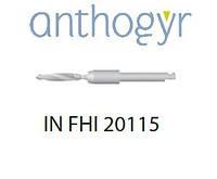 Первое сверло INFHI 20115, диаметр 2 мм – длина 11,5 мм