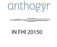 Первое сверло INFHI 20150, диаметр 2 мм – длина 15 мм