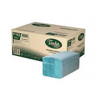 Полотенца бумажные BASIC  (ящик/20 пачек по 200 листов)