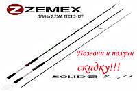 Спиннинг ZEMEX SOLID 2.25m 3-12g