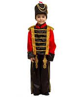 Детский карнавальный костюм Гусара Щелкунчика Оловянного солдатика