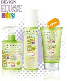 Equave Kids - Серия по уходу за детскими волосами