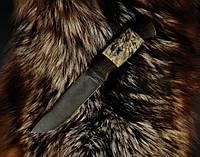 """Охотничий нож ручной работы """"Хантер"""", дамасск (наличие уточняйте)"""