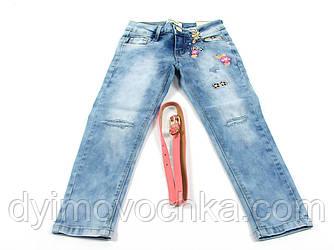 Джинсовые брюки:CSQ-89777, р. 116-146