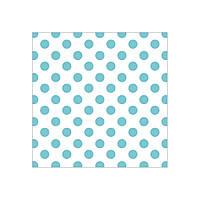 Ацетат - Hello Baby - Blue Foil Dots - 30x30
