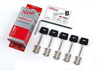 CISA комплект ключей для перекодировки 06520.51.1