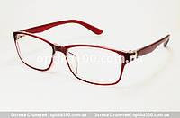 Компьютерные очки. Стеклянные линзы с защитой модель №5