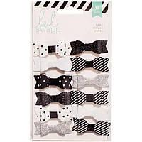 Бантики з тканини by Heidi Swapp .5X1.5 12Pkg