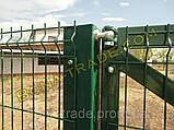 Панельний огорожа зі зварної сітки, фото 4