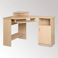 Угловой компьютерный стол СУ-1 для дома и офиса