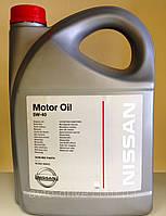 Синтетическое моторное масло Nissan Sae 5w40