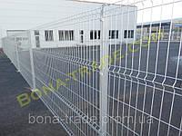 Прочная заборная сетка для автостоянок