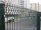 Прочная заборная сетка для автостоянок, фото 2