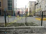Прочная заборная сетка для автостоянок, фото 4
