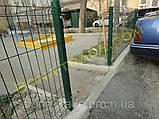 Прочная заборная сетка для автостоянок, фото 5