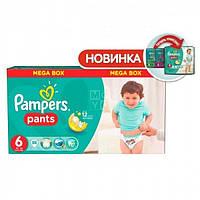 Подгузники-трусики PAMPERS Pants Extra Large (16+ кг)  88 шт. (4015400697558)