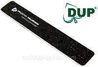 Пилки минеральные DUP (80х80грит) для маникюра, фото 1