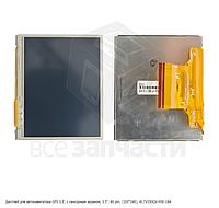 """Дисплей для автонавигатора GPS 3,5', с сенсорным экраном, 3.5"""", 60 pin, (320*240), #LTV350QV-F0E-1BA"""