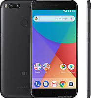 Смартфон Xiaomi Mi A1 4/64 Black Snapdragon 625 Android 7.1.1 3080 мАч.