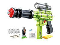 Детский автомат SB 211 (водные пули, мягкие пули-присоски)