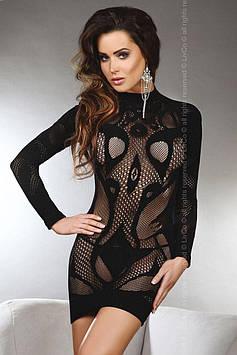 Эротическое платье-сетка ELIANNA
