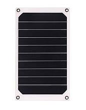 Солнечная мини – панель 6 Вт 5 В полугибкая, зарядное устройство