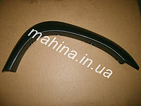 Арка декоративная переднего правого крыла (пластик широкая) черная Great Wall Safe Грейт Вол Сейф (Сафе) 5006012-F00-C1