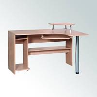 Угловой компьютерный стол СУ-7 простой