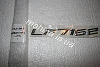 """Эмблема задняя """"LF7162"""" Lifan 620 Solano Лифан 620 Солано B3921015"""
