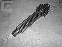Вал промежуточный КПП УАЗ 452,469(31512) (блок шестерен)
