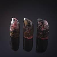 Камень натур. Родонит Сувенир, цена за 100 грамм
